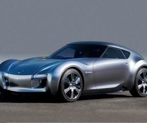 Nissan Esflow Hybrid Sportscar