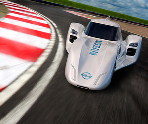 NISSAN ZEOD RC, the World's Fastest Electric Racing Car