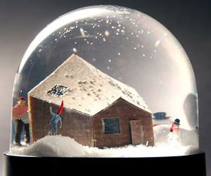 Nisse Landscapes:  14 Snowglobes by Various Architects