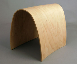 Nitton Stool by Karl Oskar