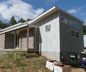 NJ RS House nearly complete