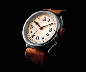 'No. 1905' Wristwatch By W. T. Author