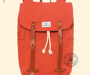 No. 2 - Backpack, Terracotta by Ada Blackjack