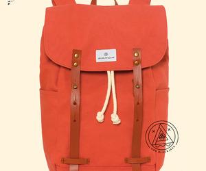 No. 2 - Backpack, Terracotta by Ada Blackjack