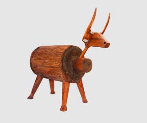 noah's ark Bull by Gursan Ergil