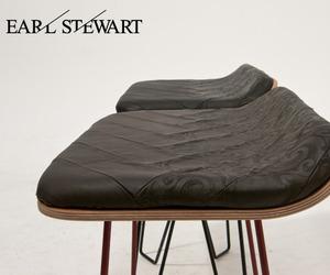 Noho stool by Earl Stewart