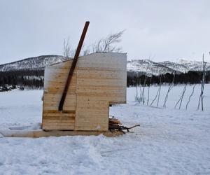 Nomad Sauna