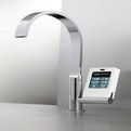 Nomos Kitchen faucet with touch screens