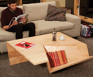 Nook Coffee Table – amazing design by David Pickett