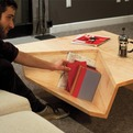 Nook Coffee Table by Dave Pickett