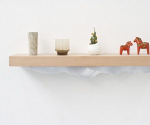 Norma Shelf by Zak Stratfold
