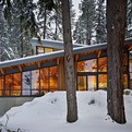 North Lake Wenatchee House by DeForest Architects