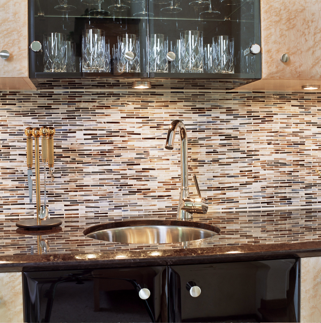 Outdoor Wet Bar: Northern California Wet Bar Design By Danenberg Design