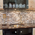Northern California Wet Bar Design by Danenberg Design