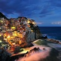 Northern Italy's Cliffside Town of Manarola