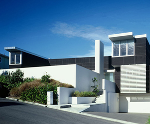 Northland House by Parsonson Architects
