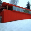 Norwegian 'Red House' by JVA Architects