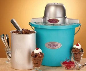 Nostalgia Electrics Ice Cream Maker