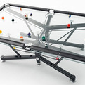 Nottage Design G1 Glass Pool Table