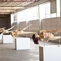 Nude Nutcrackers. Interactive Art by Jennifer Rubell.