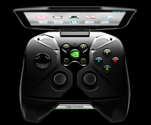NVIDIA unveiled 'Project SHIELD'