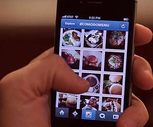 NY Restaurant's Instagram Menu