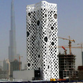 O-14 Tower Nears Completion in Dubai