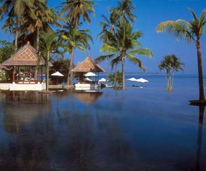 Oberoi Resort with Acres of Tropical Gardens, in Lombok