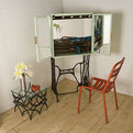 Ocador Dressing Table by Uhuru Design