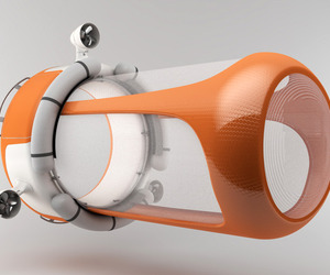 Ocean Cleaning Drones