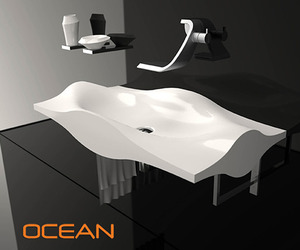 Ocean Sink by Bandini