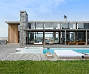 Oceanside Luxury Home in Uruguay