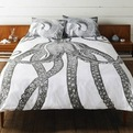 Octopus Bedding