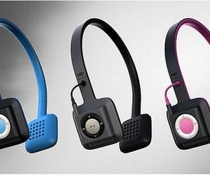 ODDIO1 Cord-Free iPod Shuffle Headphones