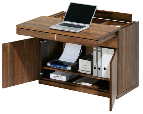 Office furniture for small space by team 7 - Office furniture small spaces set ...