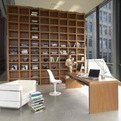 Office Wooden Bookshelves