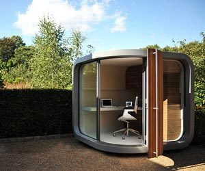 OfficePOD: a Prefab Home Office