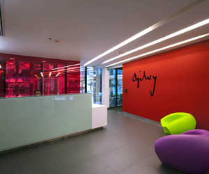 Ogilvy New Office Design by Serrano Monjaraz Arquitectos