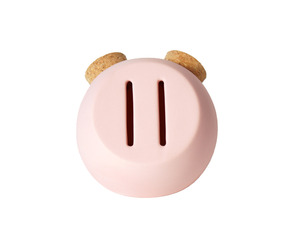 Oink, Unique Ceramic Piggy Bank by APR Studio