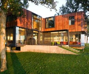 Okoboji House Iowa by Min|Day Architects
