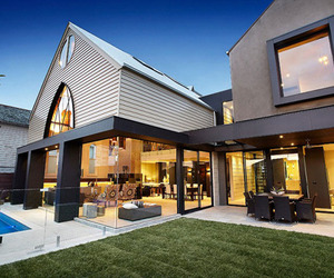 Old Church Gets Converted Into A Contemporary Home