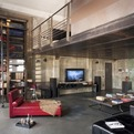 Old Factory Loft Transformed in Milan by Marco Dellatorre