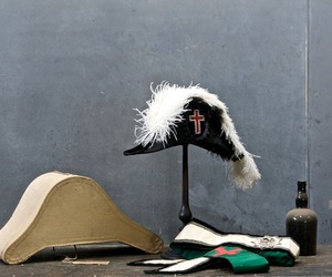 Old Freemason Regalia Colonial Hat