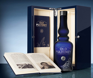 Old Pulteney 40 Year Old Limited Edition Whisky