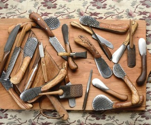Old School Knives by Chelsea Miller Bring Out the Real Cool