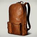 Old School Laptop Rucksack | by Hard Graft