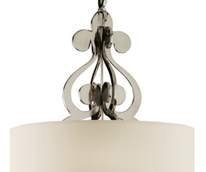 Olivia eight pendant lamp by Corbett Lighting