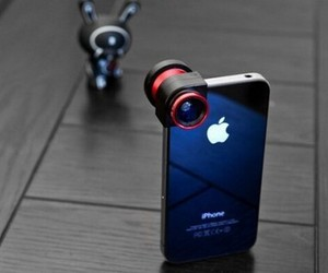 OLLOCLIP 3-in-1 Apple iPhone 4 Photography Lens