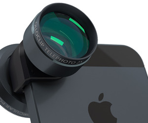 olloclip Telephoto + Circular Polarizing Lens