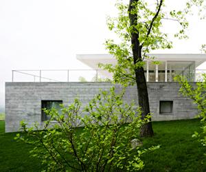 Olnick Spanu House by Estudio Arquitectura Campo Baeza